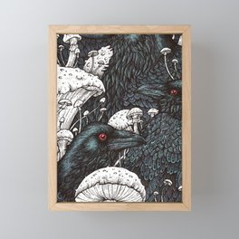 Decay Framed Mini Art Print