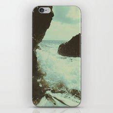 Seaside part one iPhone & iPod Skin