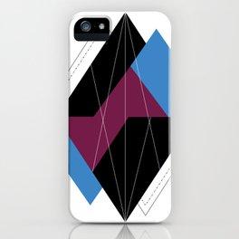 Midnight Tones iPhone Case
