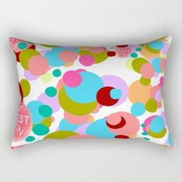 R.I.P nui Rectangular Pillow