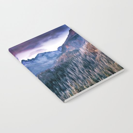 Rocky Mountains Notebook