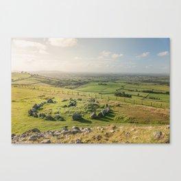Loughcrew Ireland Canvas Print