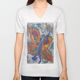 Living In Elysium Unisex V-Neck