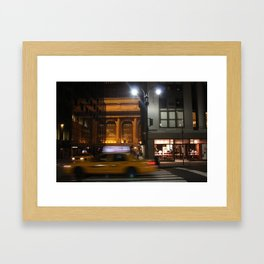 Madison 2 Framed Art Print
