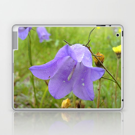 Bellflower Laptop & iPad Skin