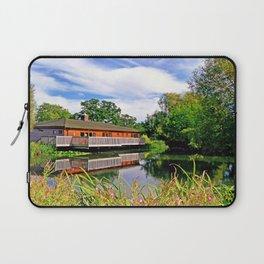 Lakeside Reflections Laptop Sleeve