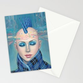 Astra-Punk Stationery Cards