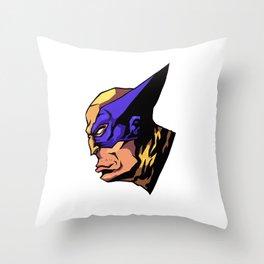 x21 Throw Pillow