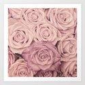Some People Grumble - Pink Rose Pattern - Roses by originalaufnahme