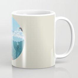Whale Jump Coffee Mug