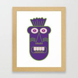 Animals monkey Framed Art Print
