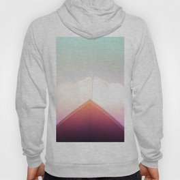 Dreamy Pastels of the Lotus Temple Hoody