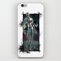 walking dead iPhone & iPod Skins featuring Walking Dead by kcspaghetti