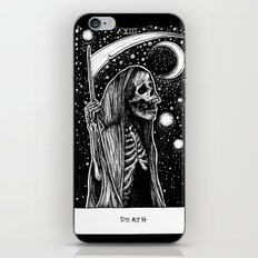 Death Tarot iPhone & iPod Skin