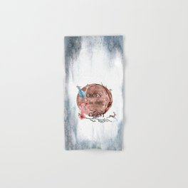 Voices In The Forest Hand & Bath Towel