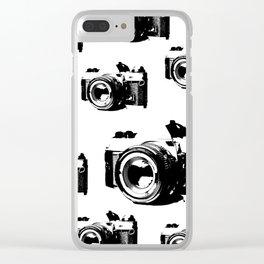 Camera Zing Clear iPhone Case