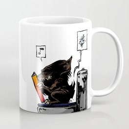Moment of throne Coffee Mug