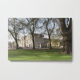 Buckingham Palace Metal Print