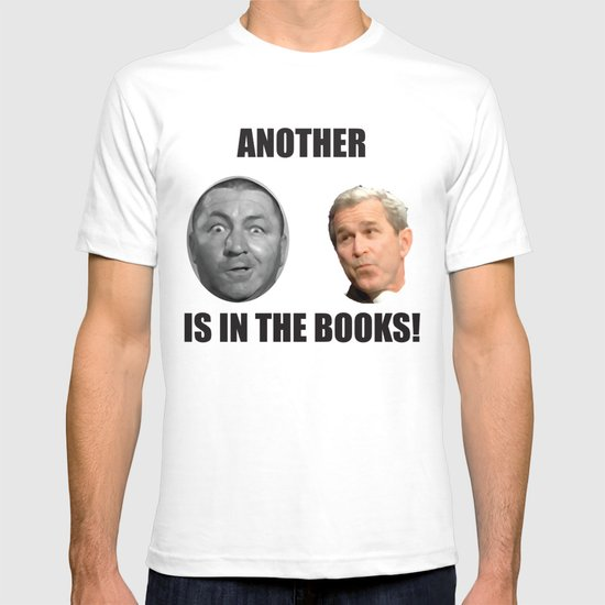 Another Curly W is in the Books T-shirt