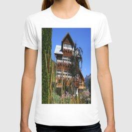 Swiss All The Way T-shirt