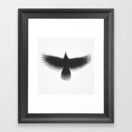 5.0.4 - Black Framed Art Print