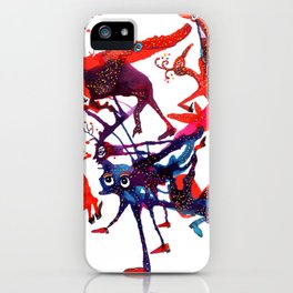 Dancing In La La Land iPhone Case