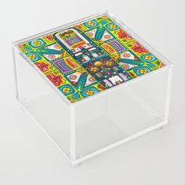 The Illusion of Control Acrylic Box