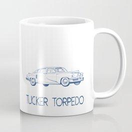 Pen drawing Tucker Torpedo Coffee Mug