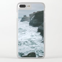 Cape Kiwanda II Clear iPhone Case