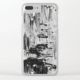 Photographic Abstraction 15 Clear iPhone Case