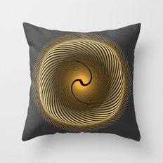 Circle Study No. 303 Throw Pillow