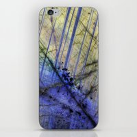 mineral iPhone & iPod Skins featuring Mineral Stone by Santo Sagese