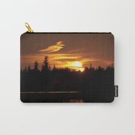 Northern Sunset 001 Carry-All Pouch