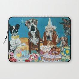 The Last Dessert Dog Portrait Laptop Sleeve