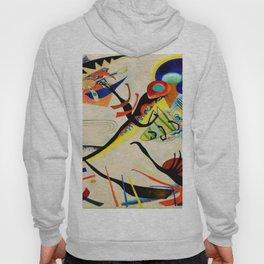 The Bird by Wassily Kandinsky Hoody