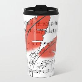Kass' Melody Metal Travel Mug