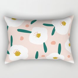 Flowers in may Rectangular Pillow