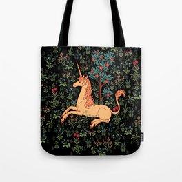Unicorn Garden Tote Bag
