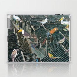 Bird Town Laptop & iPad Skin