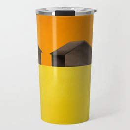 Simple housing - Love me two times Travel Mug