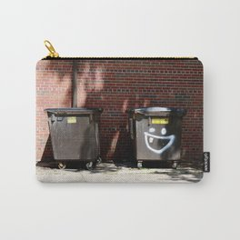 happy dumpster. Carry-All Pouch