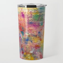 Pop Art Travel Mug
