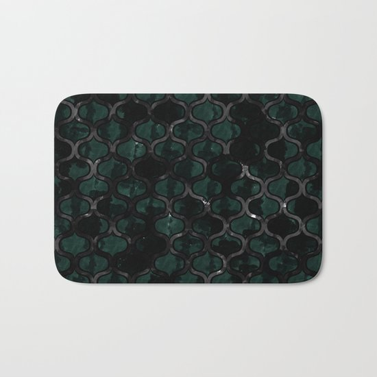 Abstract 48 Bath Mat