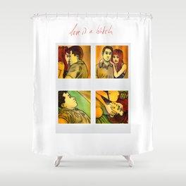 Desire Object  Shower Curtain