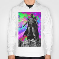 magneto Hoodies featuring Magneto by Lord Rocco