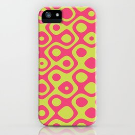 Brain Coral Pink - Coral Reef Series 023 iPhone Case