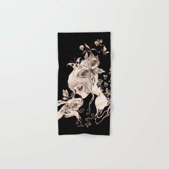 Alice Dreaming Hand & Bath Towel