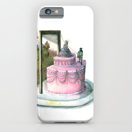Marie Antoinette iPhone Case