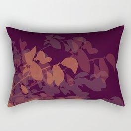 Plumberry Mood Rectangular Pillow