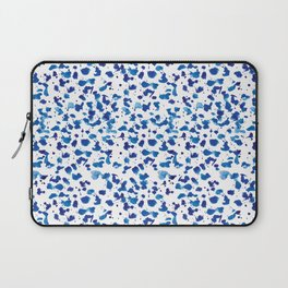 Watercolor Pattern Summer Collection by #MahsaWatercolor Laptop Sleeve